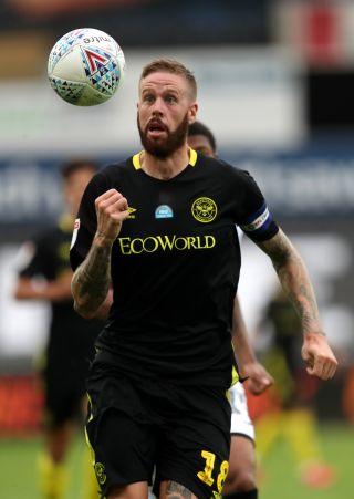 Swansea City v Brentford – Sky Bet Championship – Play-Off – First Leg – Liberty Stadium