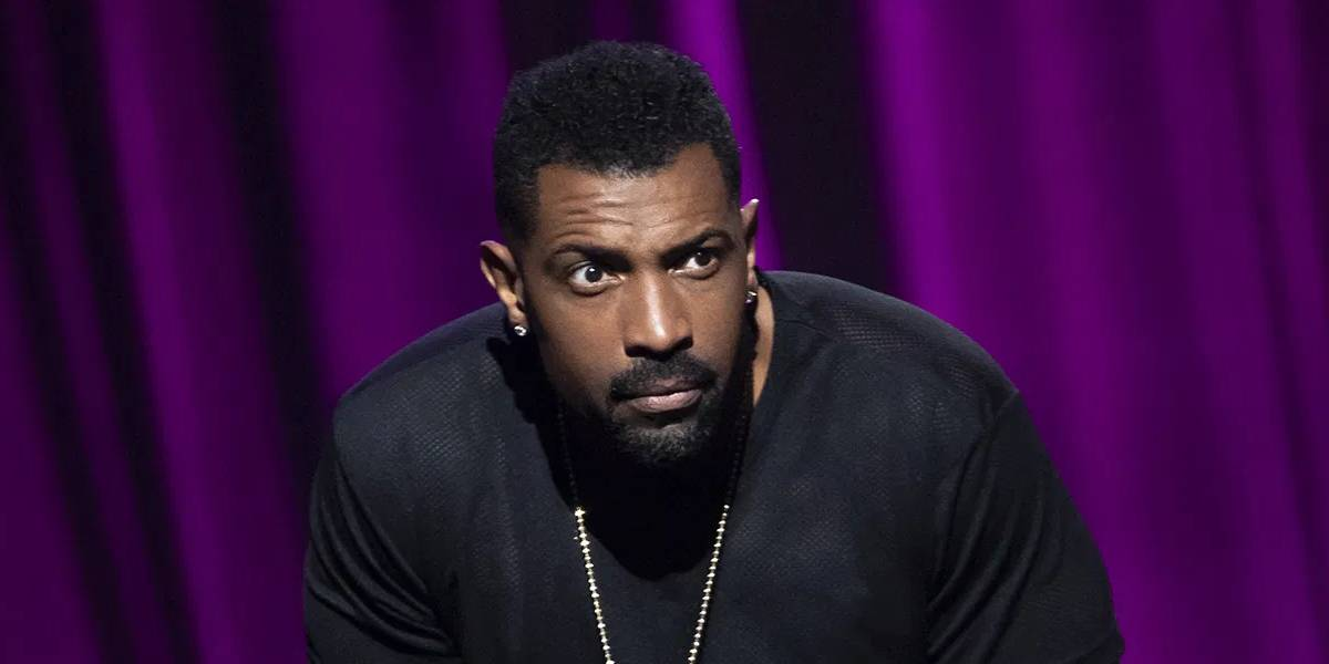 Deon Cole in Cole Hearted