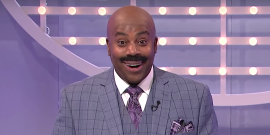 Kenan Thompson Finally Tells Steve Harvey How He Impersonates The Family Feud Host So Well On SNL