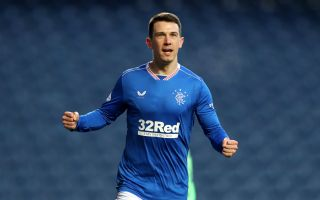 Ryan Jack file photo