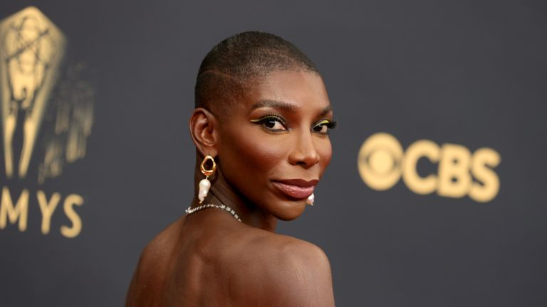 Michaela Coel's Emmys' dress was one of the many red carpet looks to wow viewers at this year's awards show