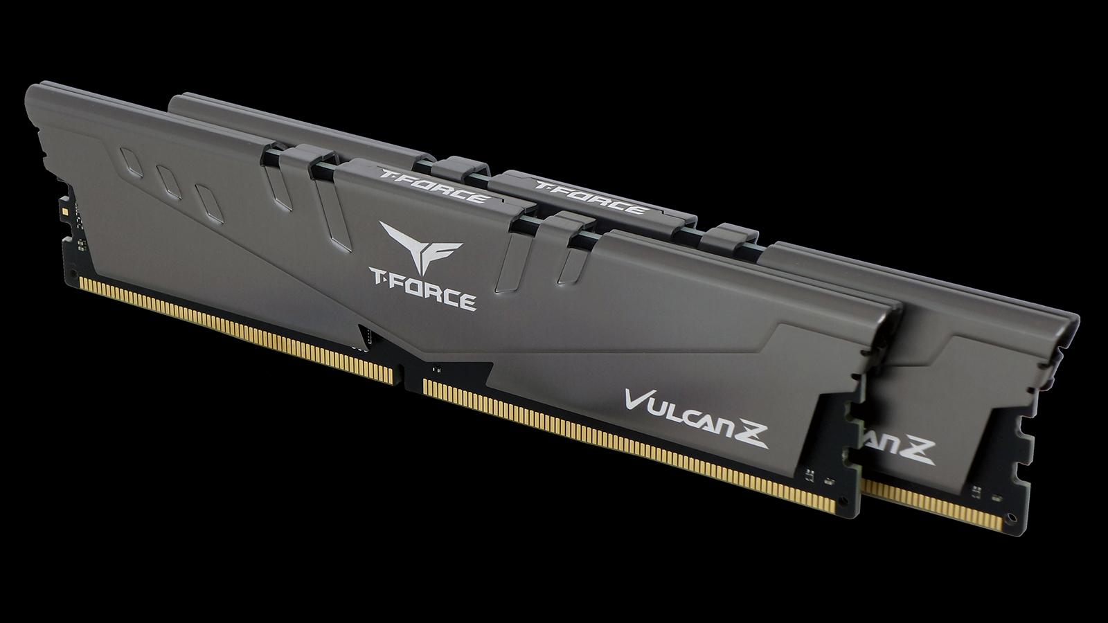 De Team T-FORCE VULCAN Z 16GB PC4 24000 288-Pin DDR4 SDRAM DDR4 3000 2 x 8GB