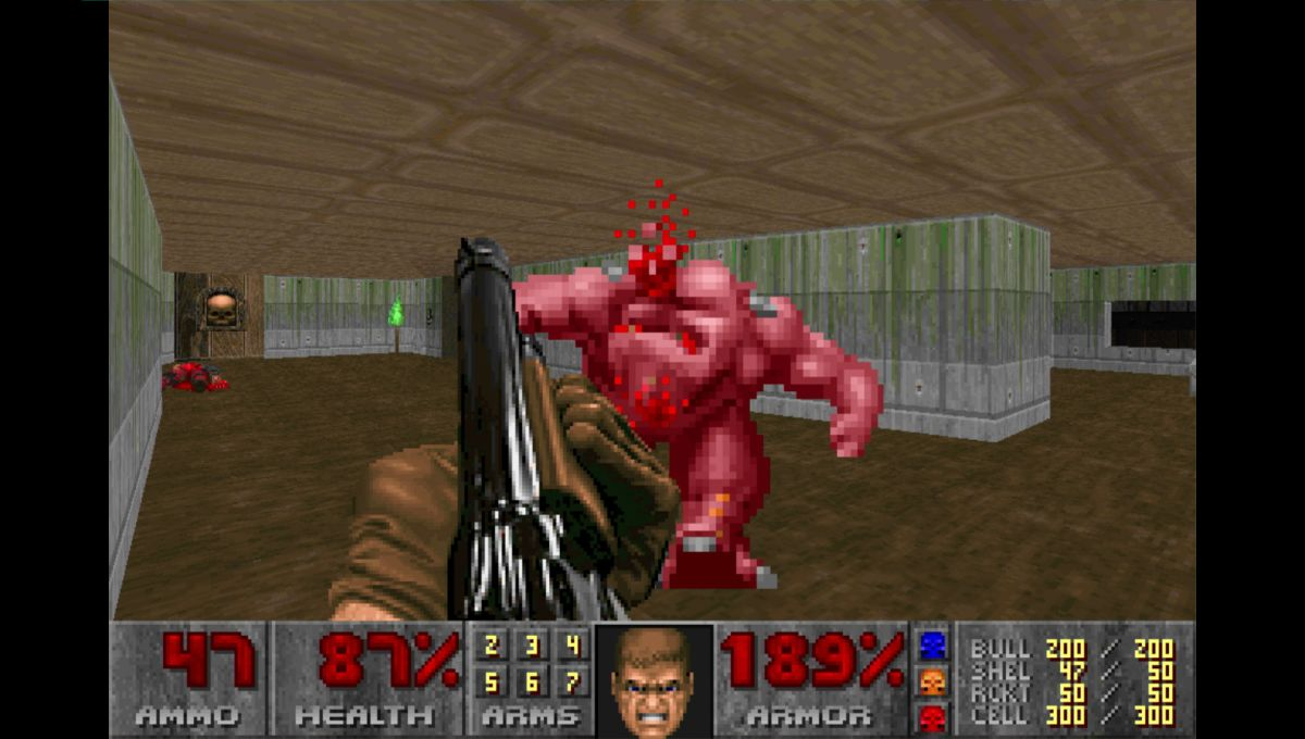 Look at all these games currently being made in Doom