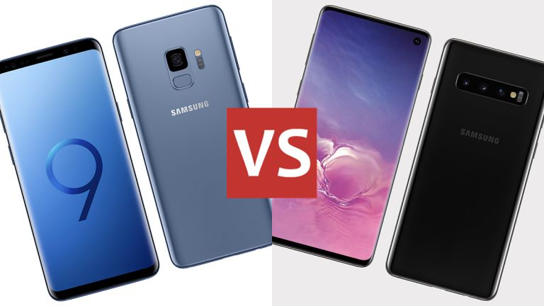 Samsung Galaxy S9 vs Samsung Galaxy S10