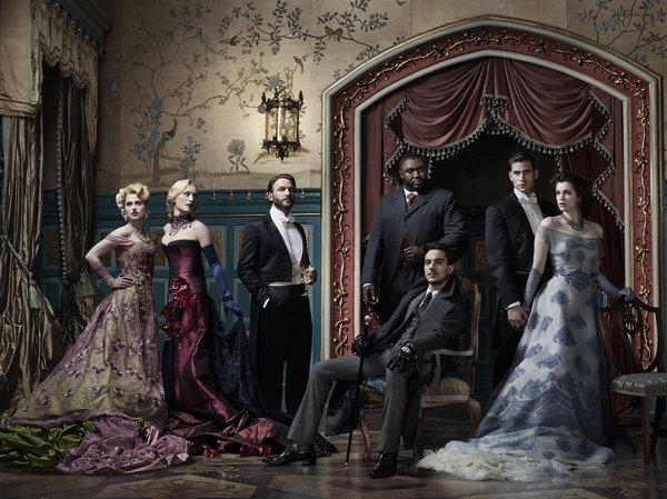 Dracula cast