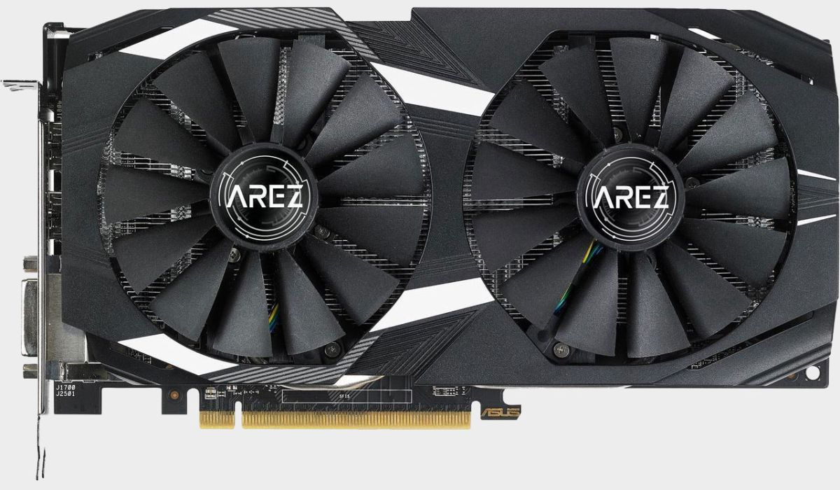 This overclocked Radeon RX 580 8GB is the cheapest around at