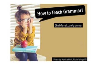 Groovy Grammar! Tools, Apps, & Ideas for Learning Grammar