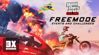 GTA Online Freemode Events and Challenges