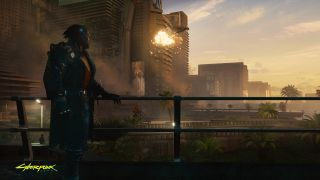 "With Cyberpunk 2077, CDPR wants each district of Night City to have ""its very own atmosphere and vibe"""