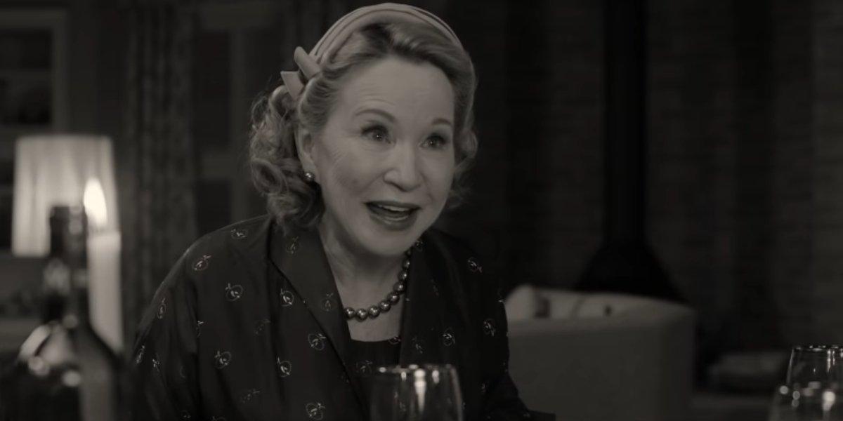 Debra Jo Rupp on WandaVision