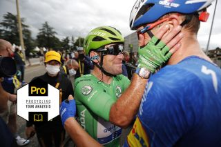 Tour de France stage 10 winner Mark Cavendish
