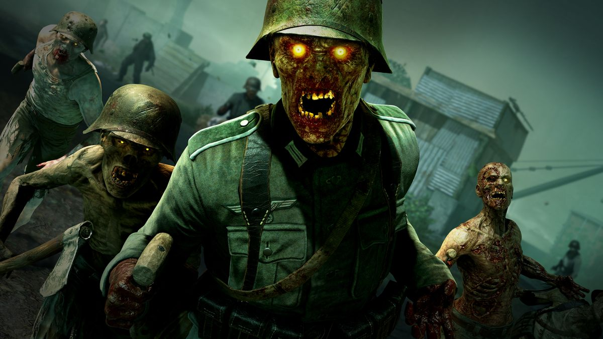 Sniper Elite spin-off Zombie Army 4 will let you shoot undead Nazis and sharks in February