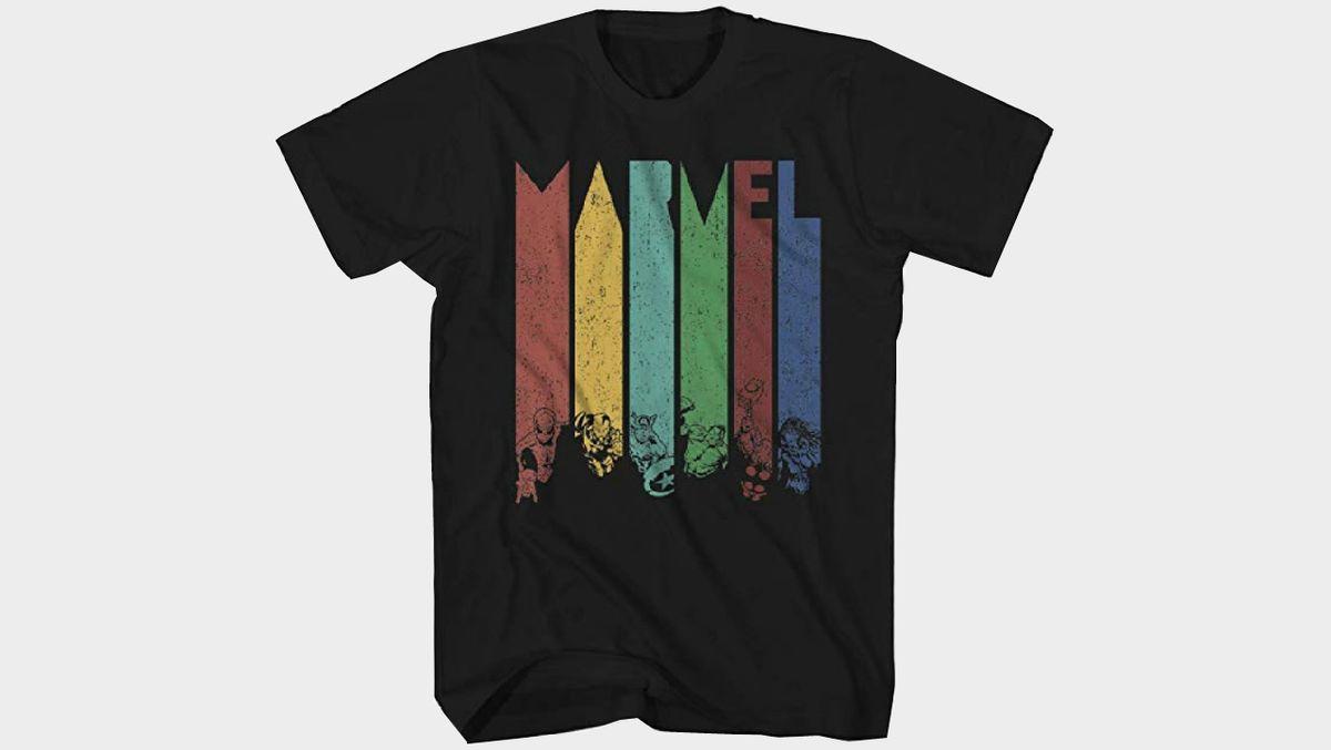 Fan Thanos Avengers Endgames Shirt Thanos Hand Magic Stone Black Navy Clothes