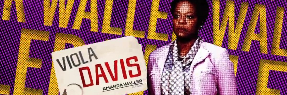Amanda Waller The Suicide Squad Viola Davis