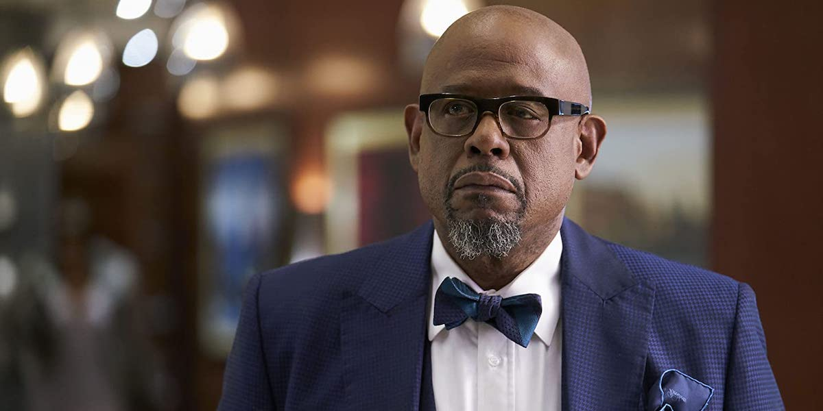 Forest Whitaker in Empire