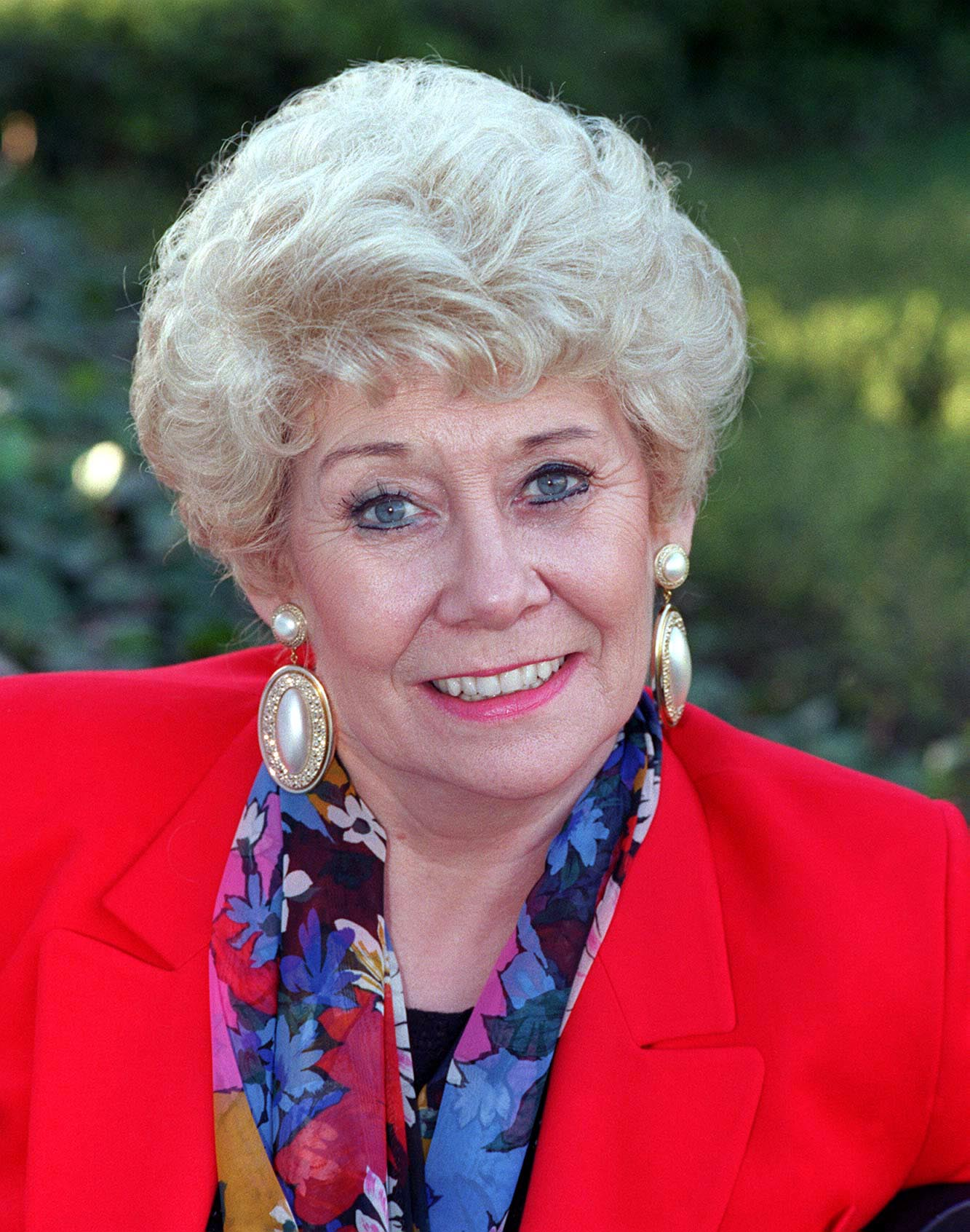 Liz Dawn discusses Vera's tragic exit