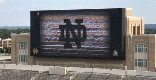 Notre Dame Selects ANC For First Major Video Display