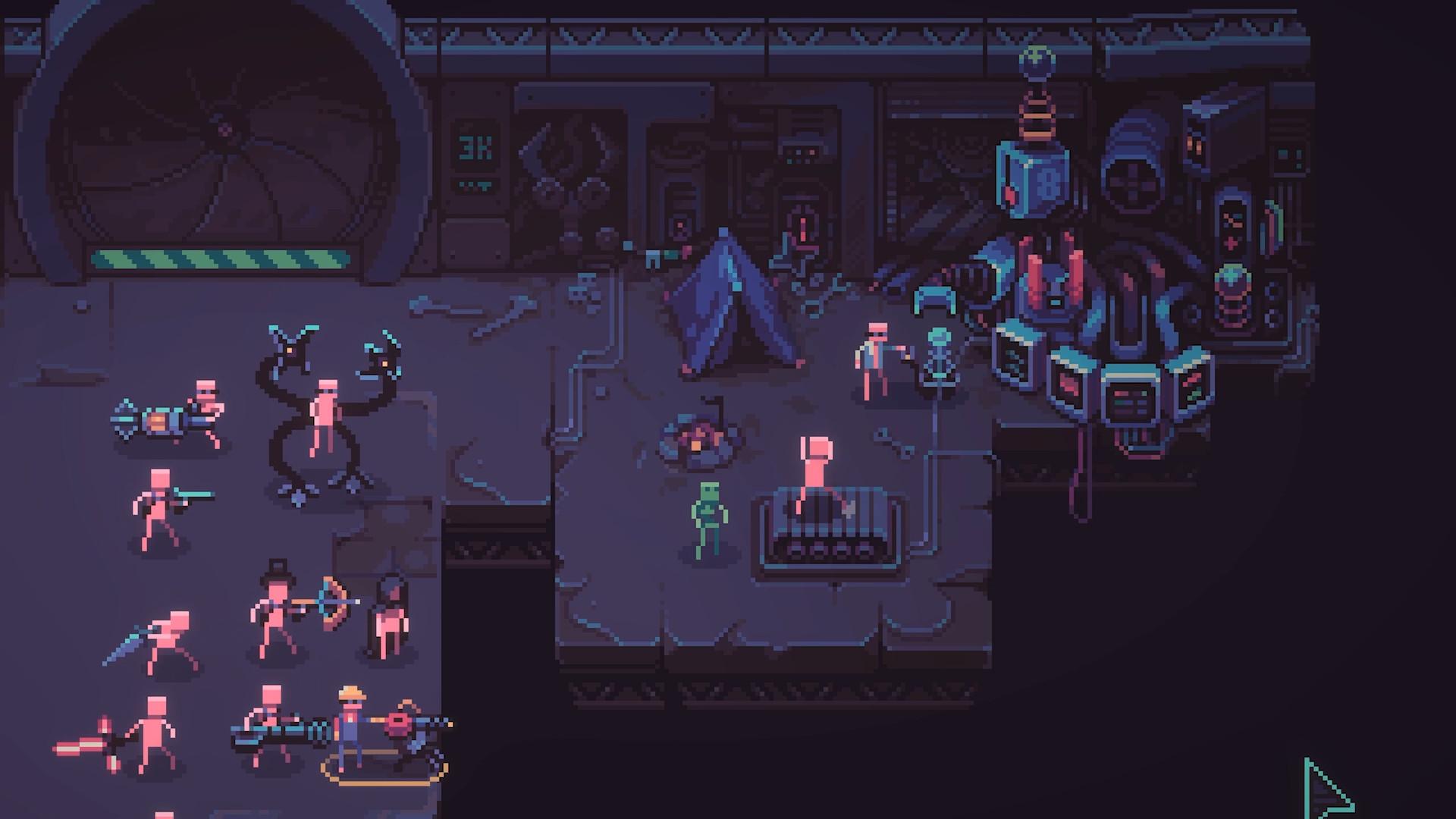 Despot's Game is a roguelike autobattler about refrigerators, pretzels, and dark gods