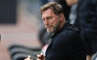 Southampton manager Ralph Hasenhuttl