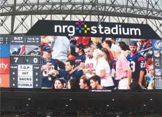 When It Comes to High-Def Impact, NRG Stadium Delivers