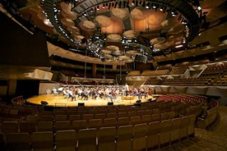 Boettcher Concert Hall Retrofit Utilizes L-Acoustics