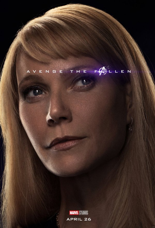 Gwyneth Paltrow alive in avengers: endgame