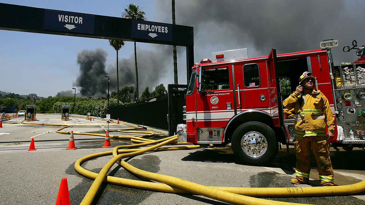 Tens of thousands of master recordings thought to have been lost in Universal Studios blaze | Louder