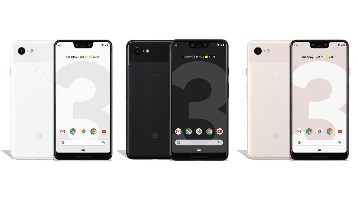 Google Pixel 3 Suomi