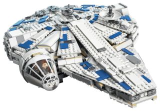 Kessel Mines Millennium Falcon Lego set