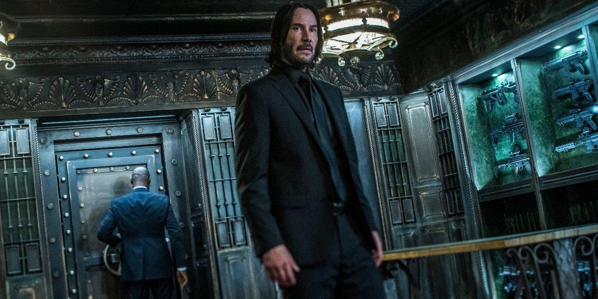 Keanu Reeves in John Wick: Chapter 3 – Parabellum