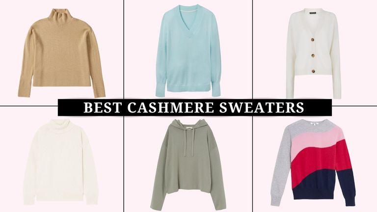 best cashmere sweater