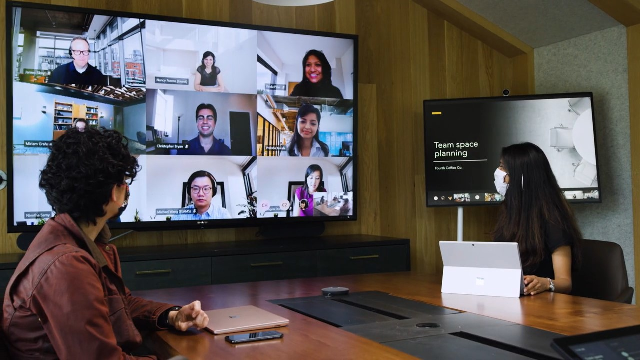 New Microsoft Teams integration makes for even more elaborate video conferencing thumbnail