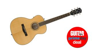 Fender PM-TE travel acoustic guitar