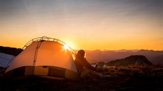 Make sure you have everything you need with this camping checklist