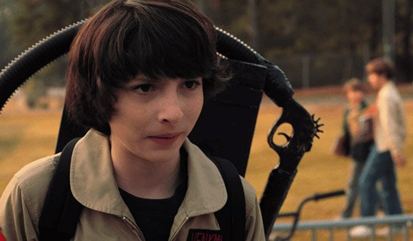 Finn Wolfhard from Stranger Things will star in the new Ghostbusters
