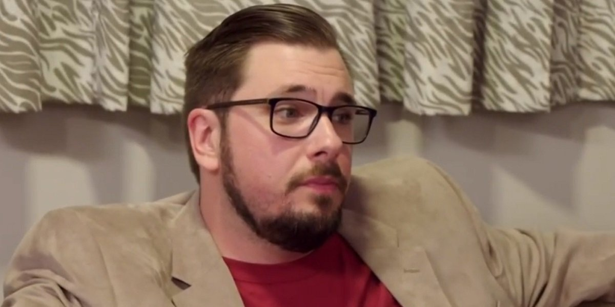 Colt Johnson 90 Day Fiance: Happily Ever After? TLC
