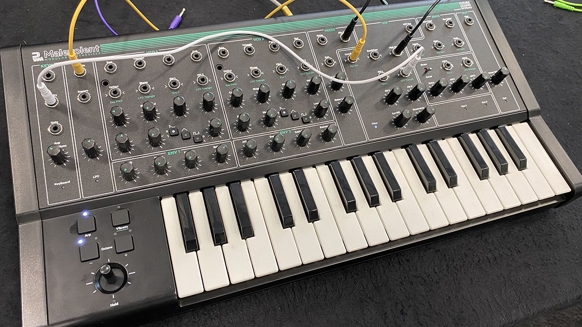 Superbooth 2021 first look video: could Malevolent be the semi-modular analogue synth that turns you on to modular?