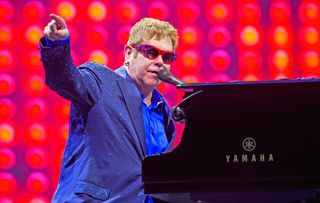 Elton John: Nation's