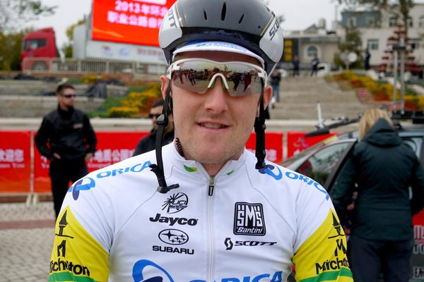 Luke Durbridge, Tour of Beijing 2013