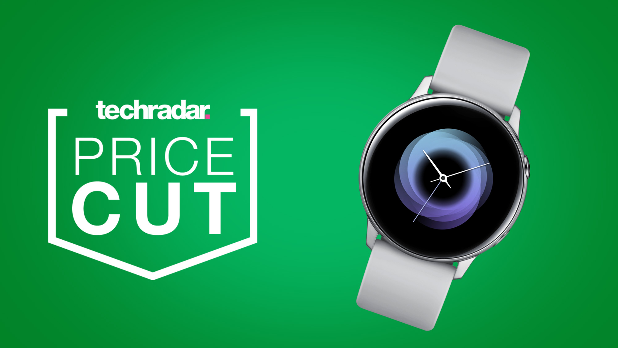 Fitness tracker deals: Samsung Galaxy Watch Active on sale this week thumbnail