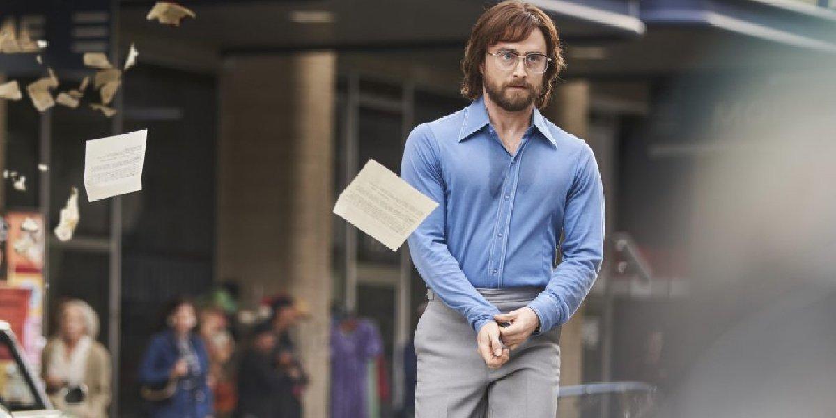 Daniel Radcliffe in Escape From Pretoria.