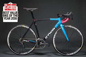 B'Twin Ultra 720 AF best value bike of the year
