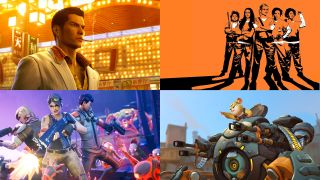 Yakuza 0, Orange is the New Black, Fortnite Save the World, and Overwatch's Wrecking Ball