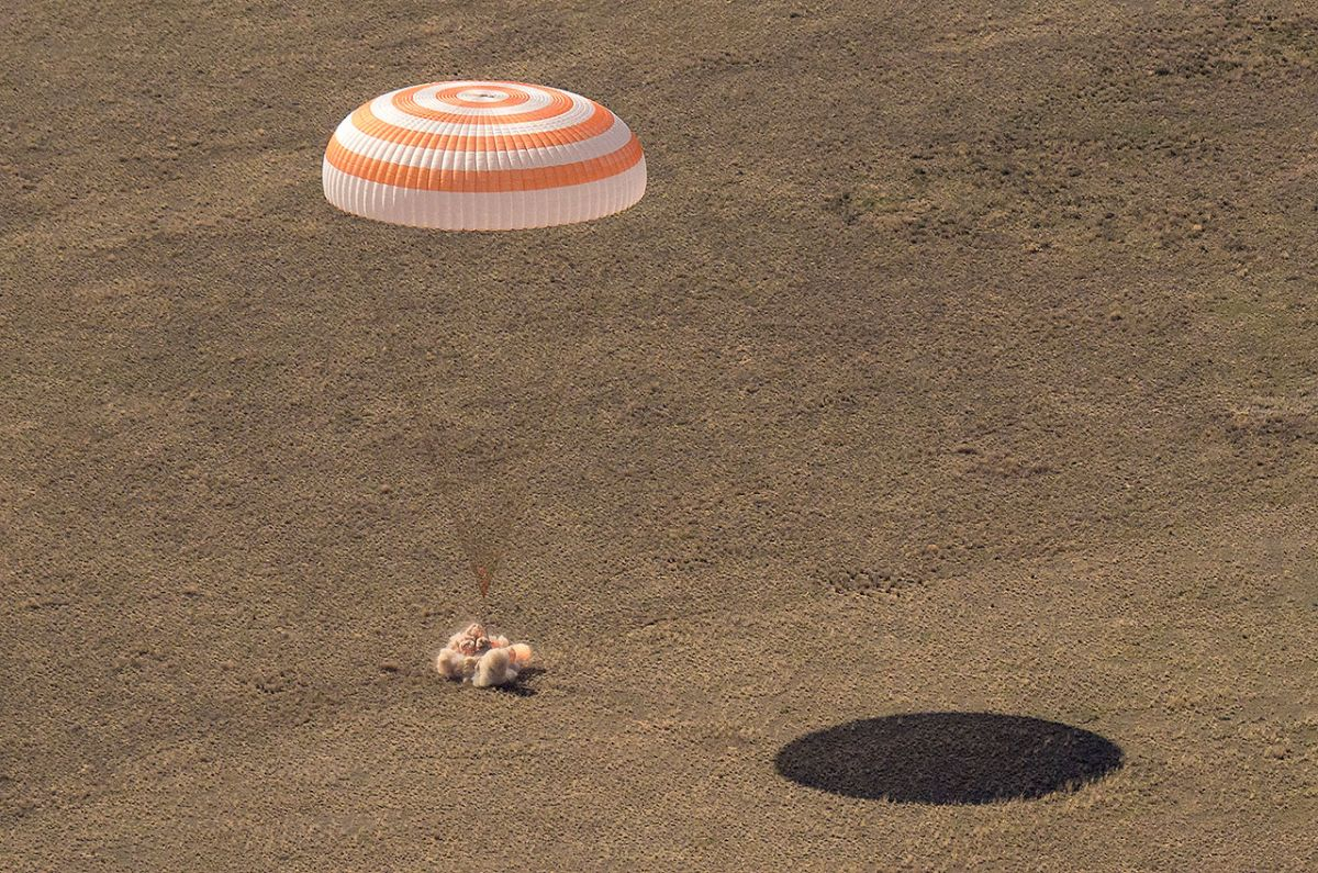 Soyuz MS-17 crew returns to Earth after 185 days on space station – Space.com