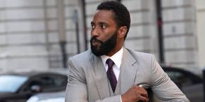 Is John David Washington Officially A Movie Star Now? Here's What He Says