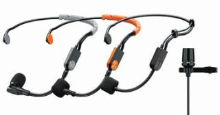 Shure Launches New Headset, Lavalier Microphones