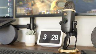 Yeti X WoW Edition microphone