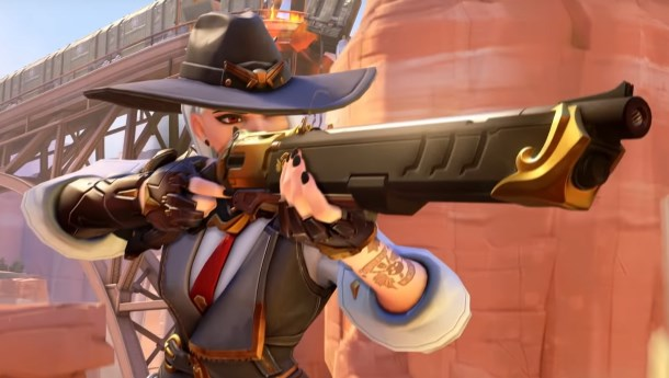 Use these Overwatch custom games to practice improving your