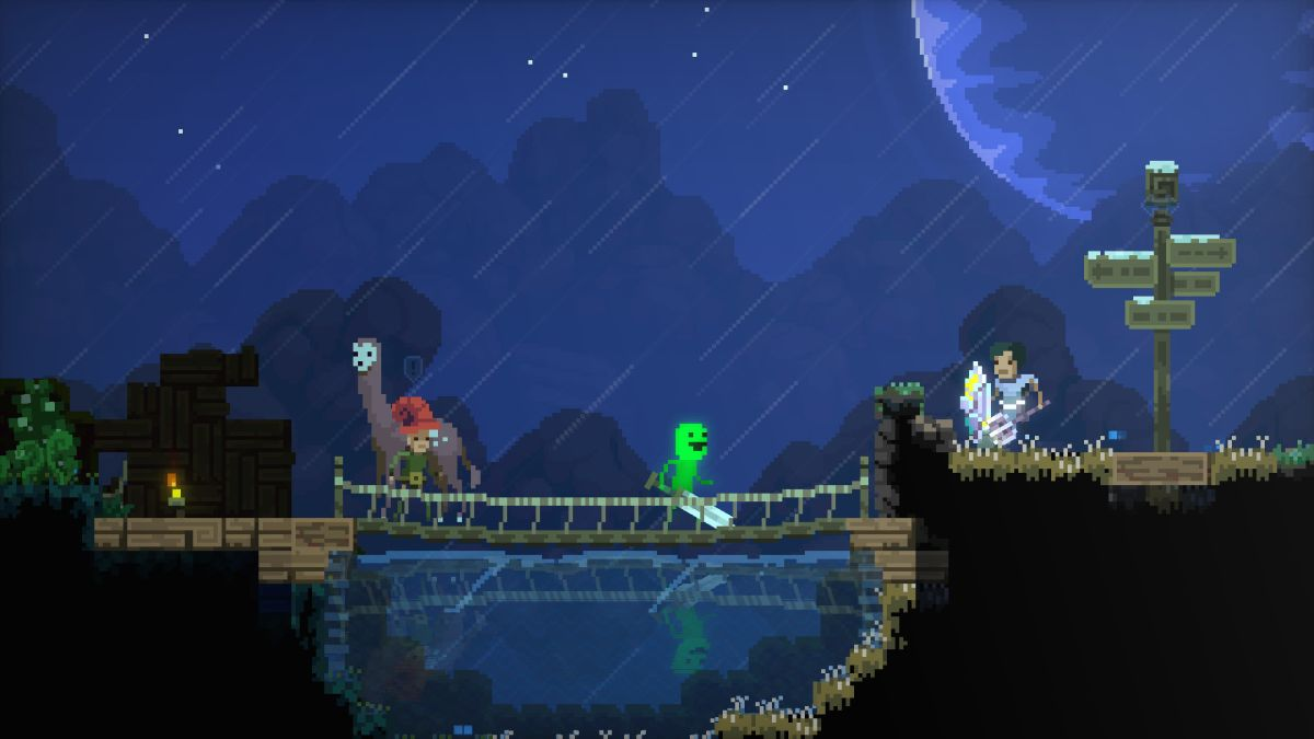 MoonQuest hits Early Access after seven years in development