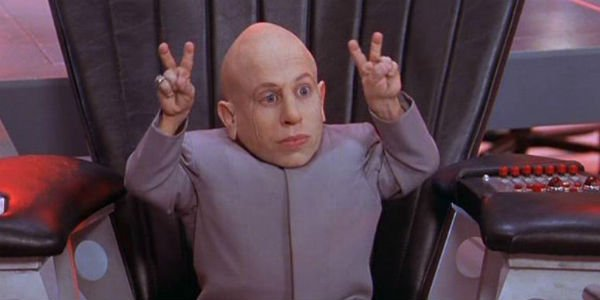 Verne Troyer Austin Powers